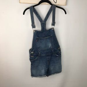 Levi's short overall